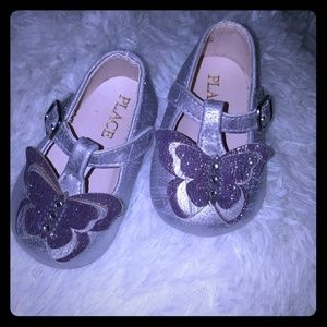 Butterfly baby flats